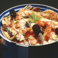 французские первые блюда - буабез