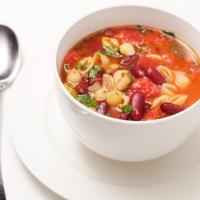 рецепты первых блюд - фасолевый суп