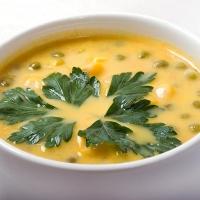 рецепты первых блюд - гороховый суп