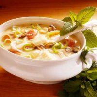 рецепты первых блюд - шулемка