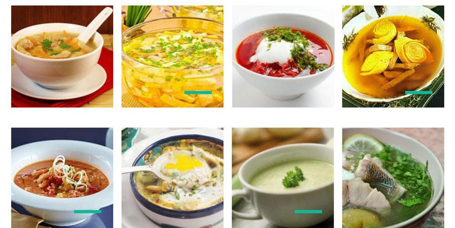 рецепты первых блюд народов мира