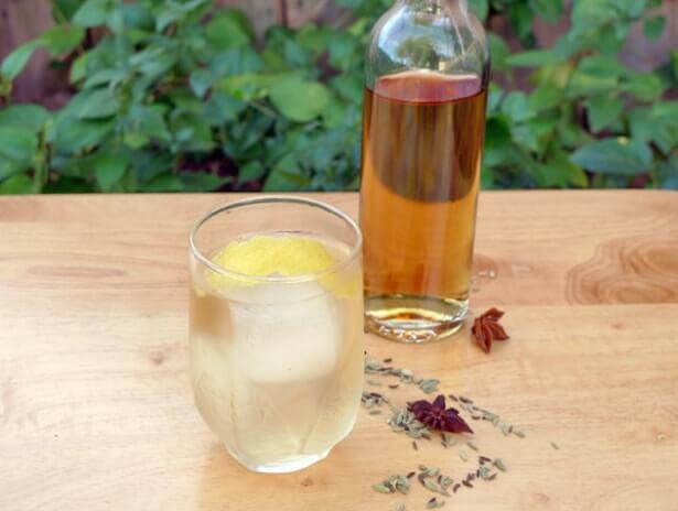 Сироп для подслащивания водок