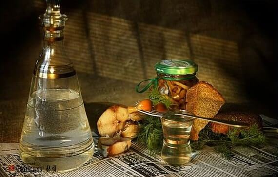 персиковая водка вариант 2