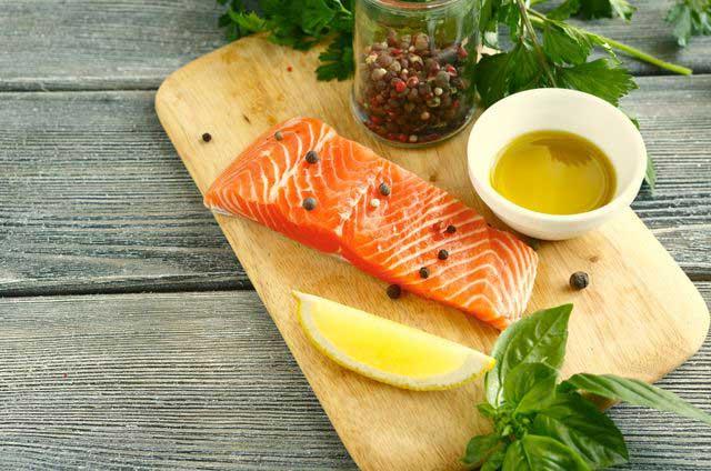 соленая рыба в домашних условиях
