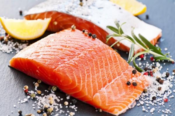 соленая рыба дома